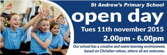 Open Day photo banner (Option 3)
